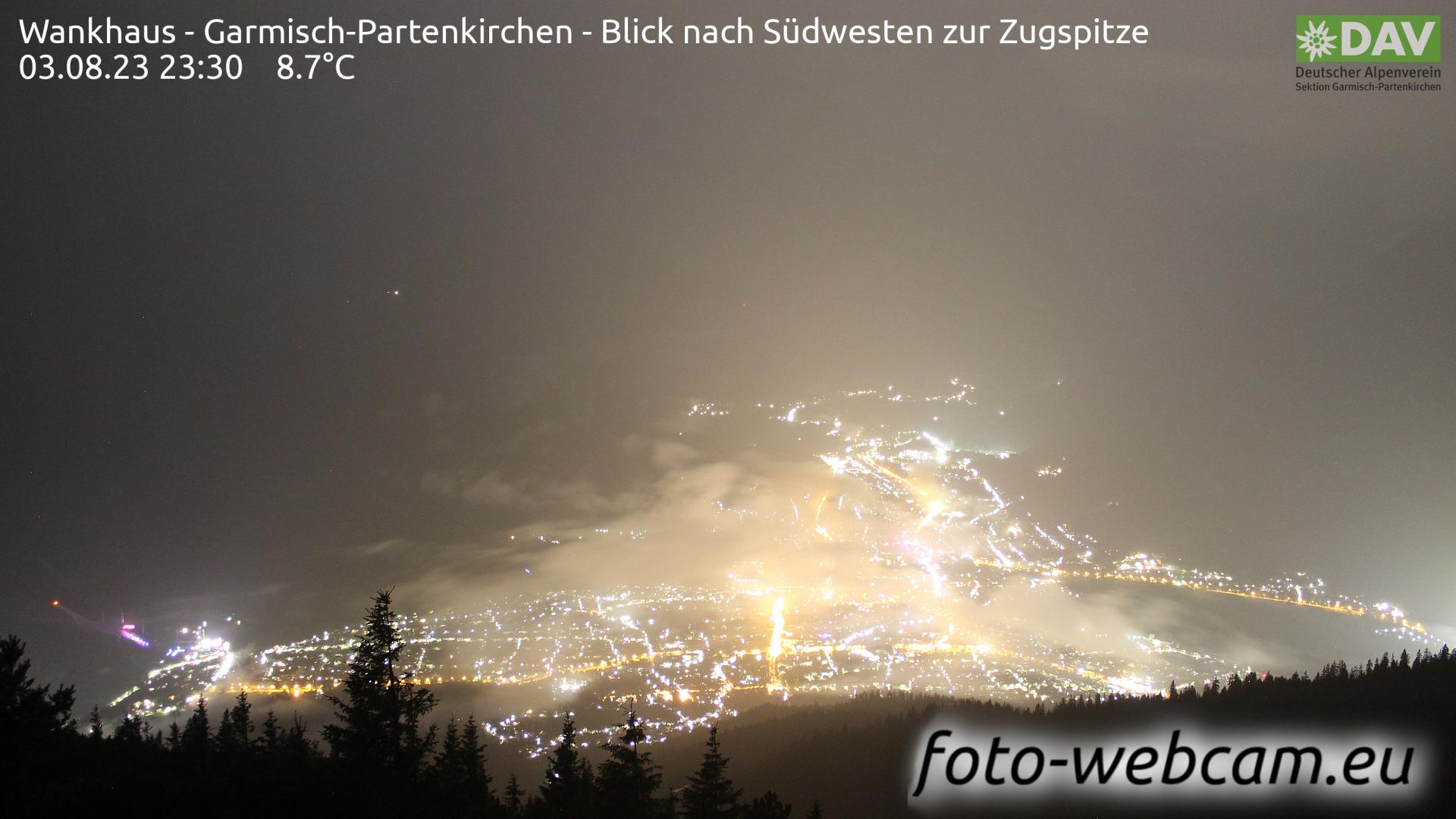 Garmisch-Partenkirchen Mon. 23:52
