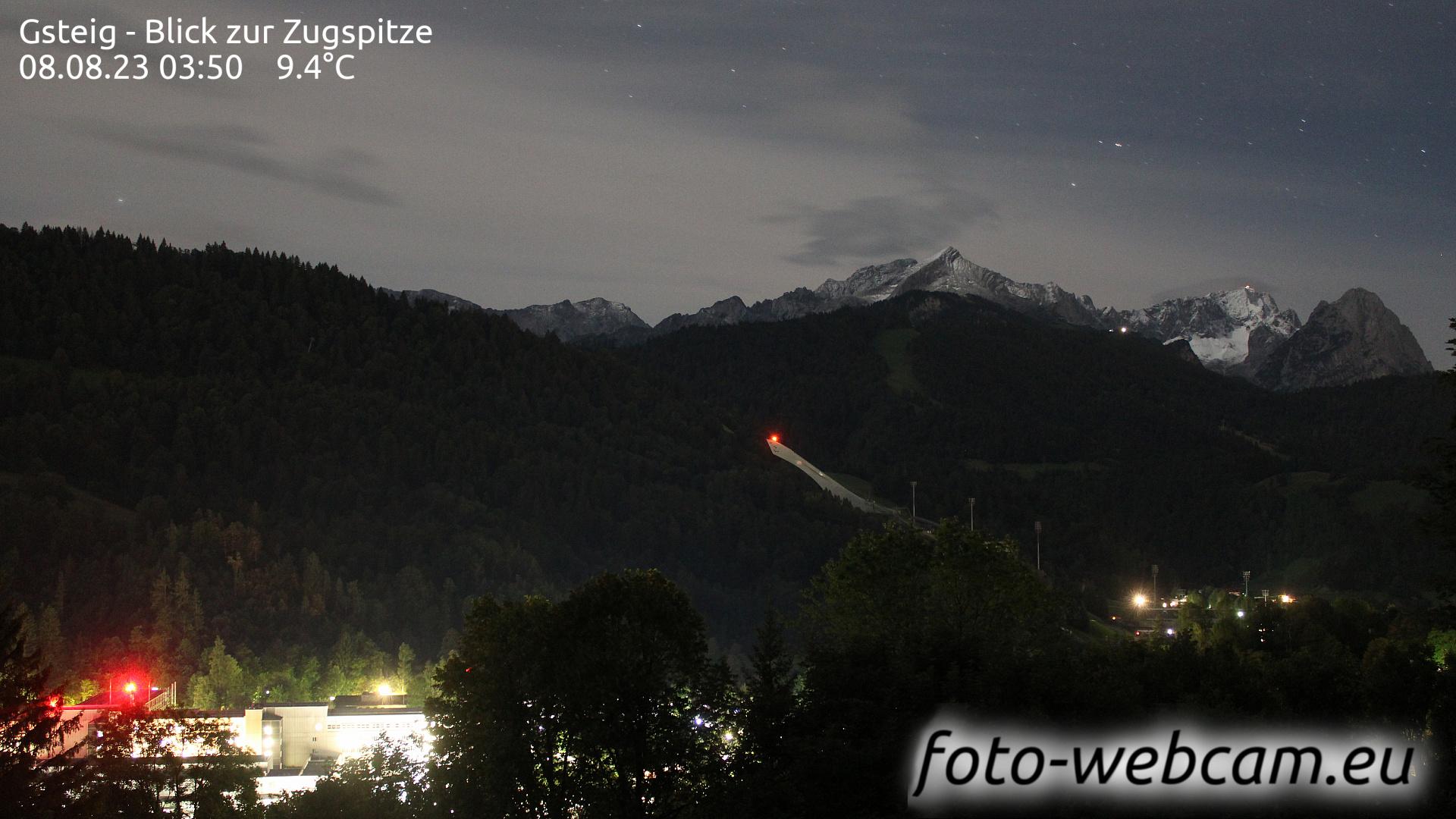 Garmisch-Partenkirchen Thu. 03:31