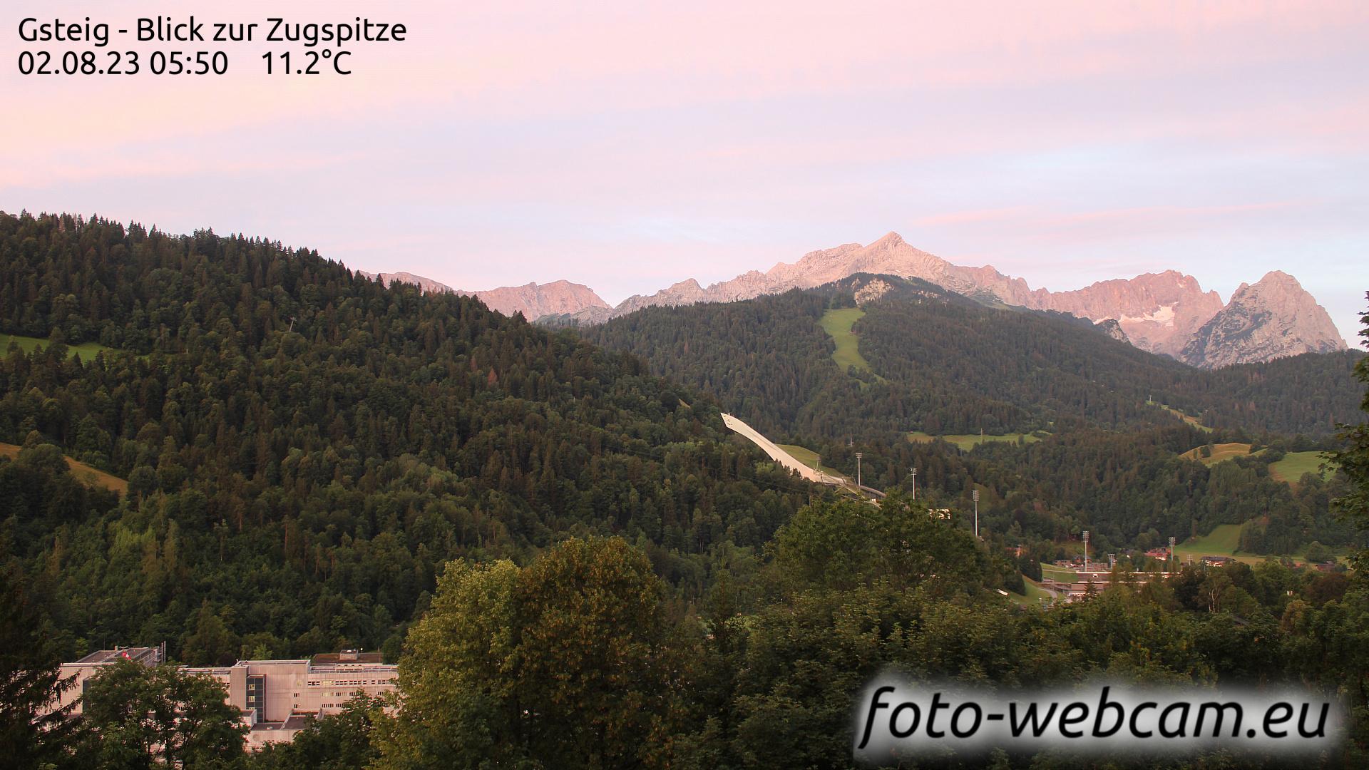 Garmisch-Partenkirchen Thu. 05:31