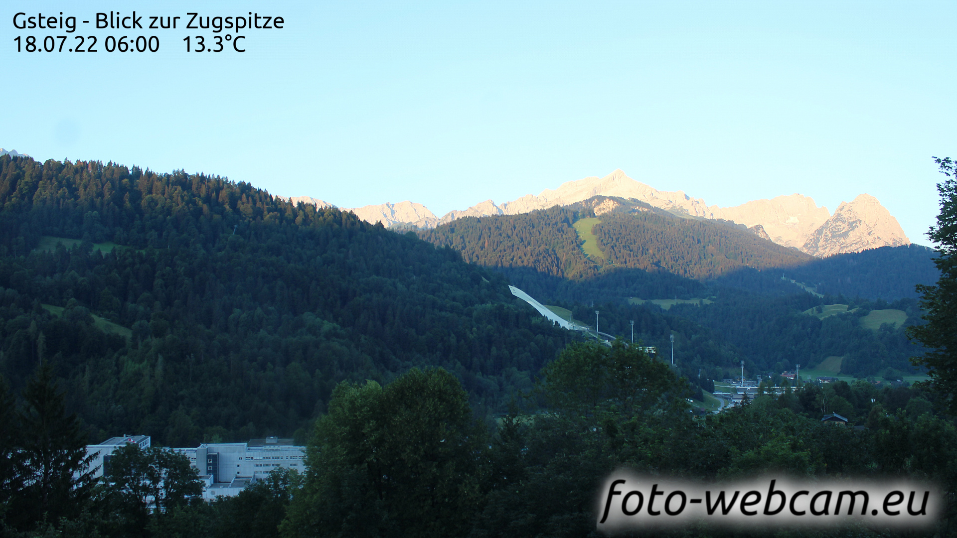 Garmisch-Partenkirchen Thu. 06:31