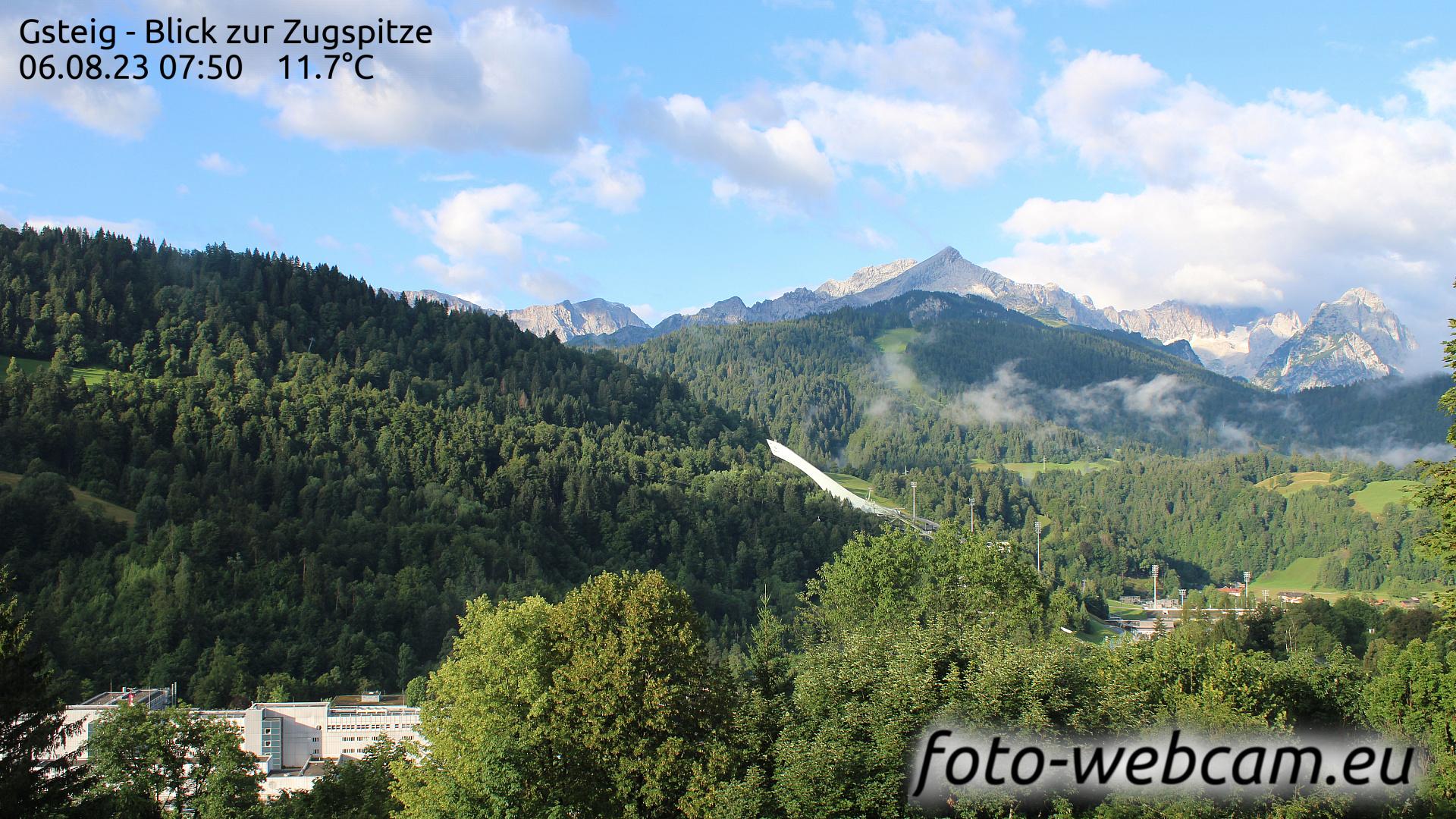 Garmisch-Partenkirchen Thu. 07:31