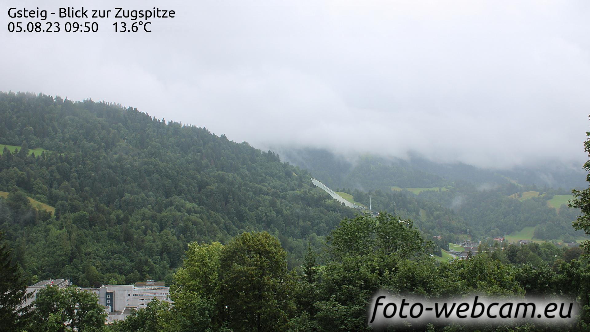 Garmisch-Partenkirchen Thu. 09:31