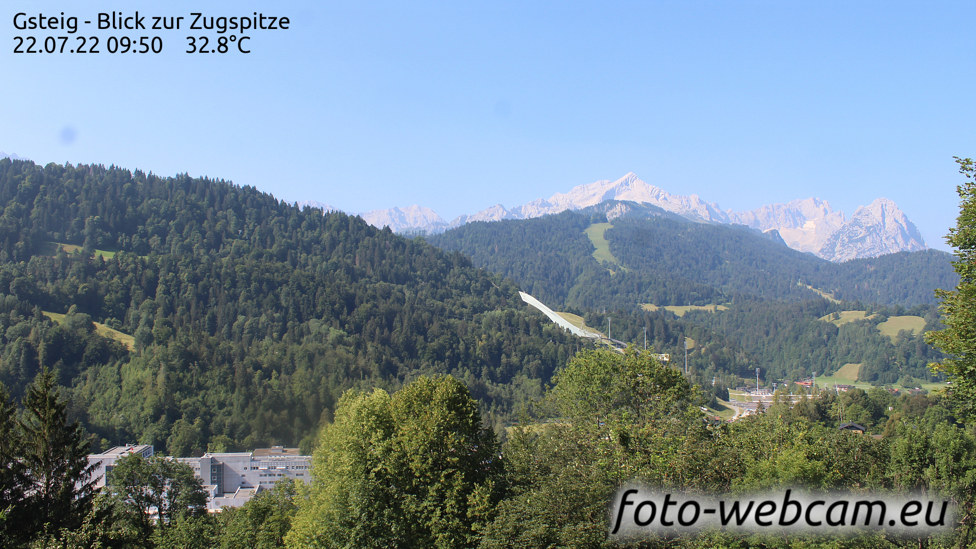 Garmisch-Partenkirchen Thu. 10:31