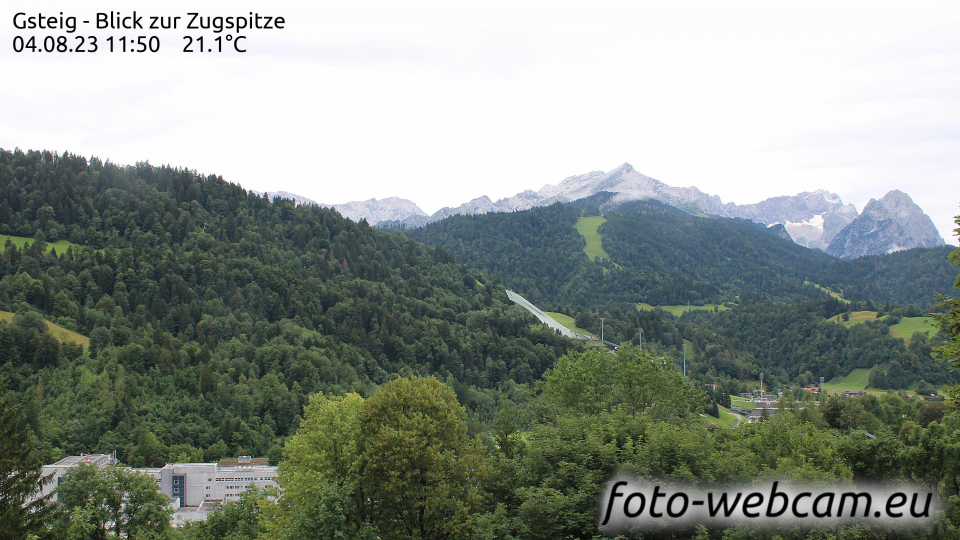 Garmisch-Partenkirchen Thu. 11:31