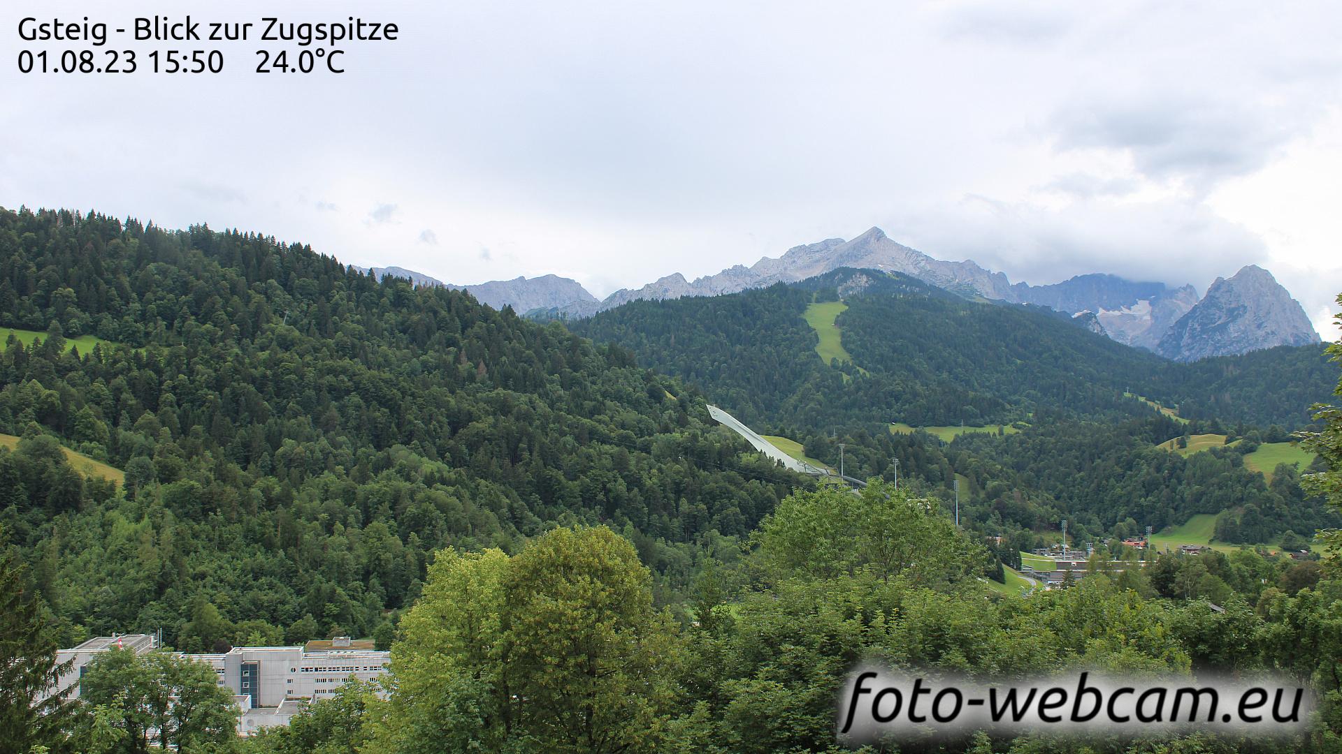 Garmisch-Partenkirchen Wed. 15:31