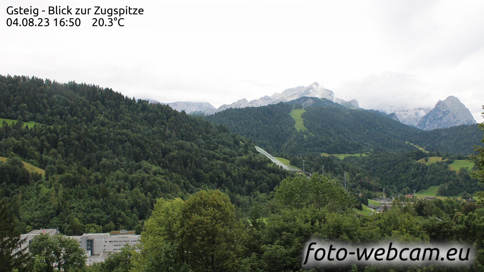 Garmisch-Partenkirchen Wed. 16:31