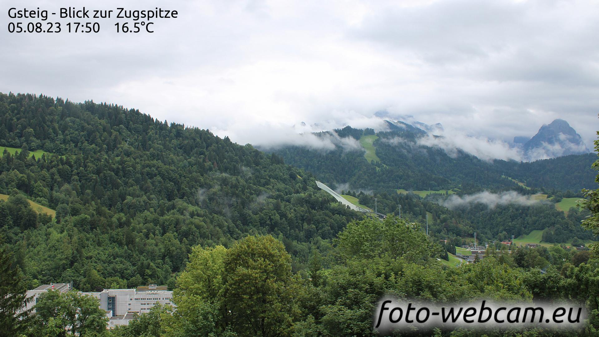 Garmisch-Partenkirchen Wed. 17:31