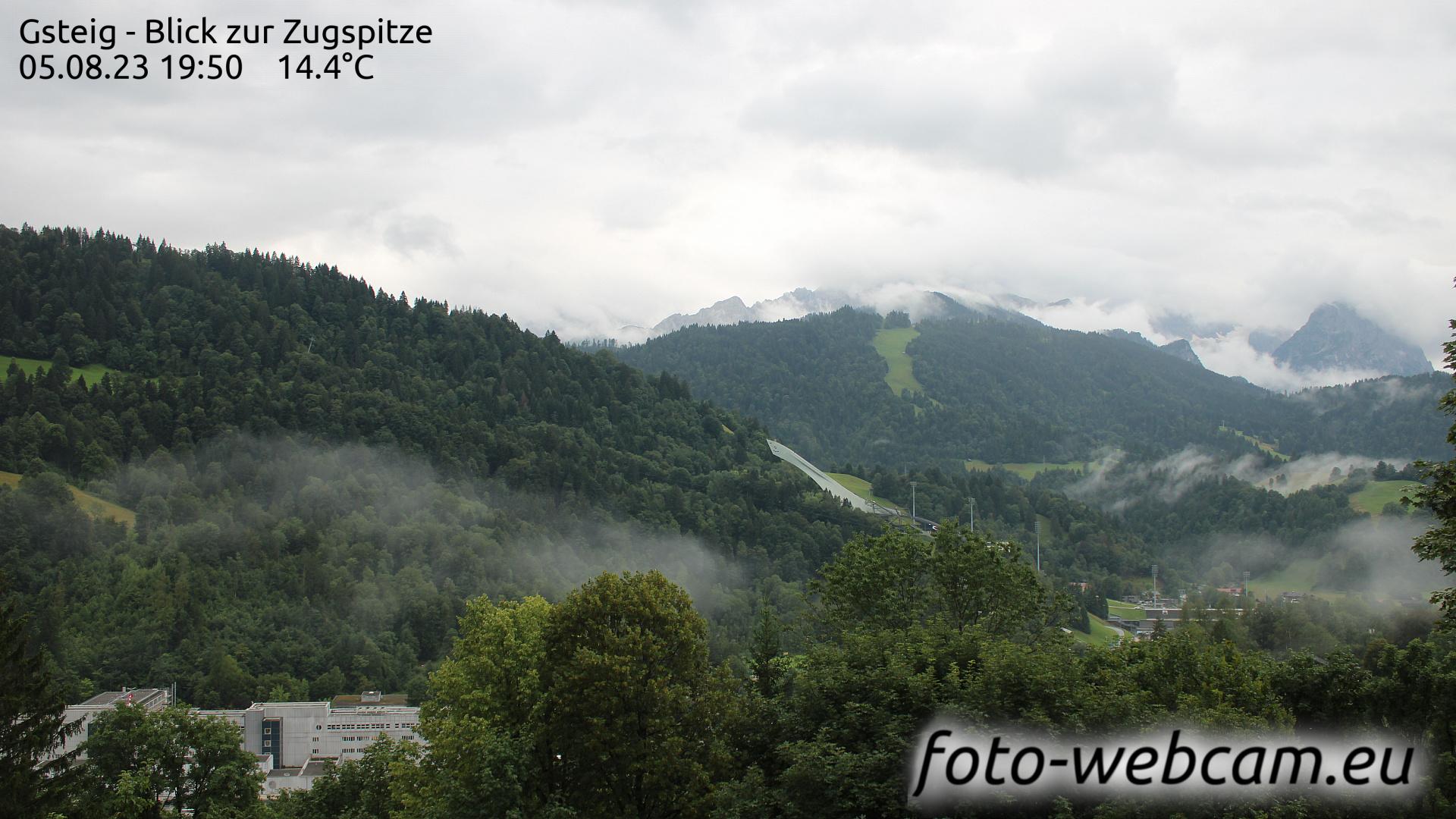 Garmisch-Partenkirchen Wed. 19:31
