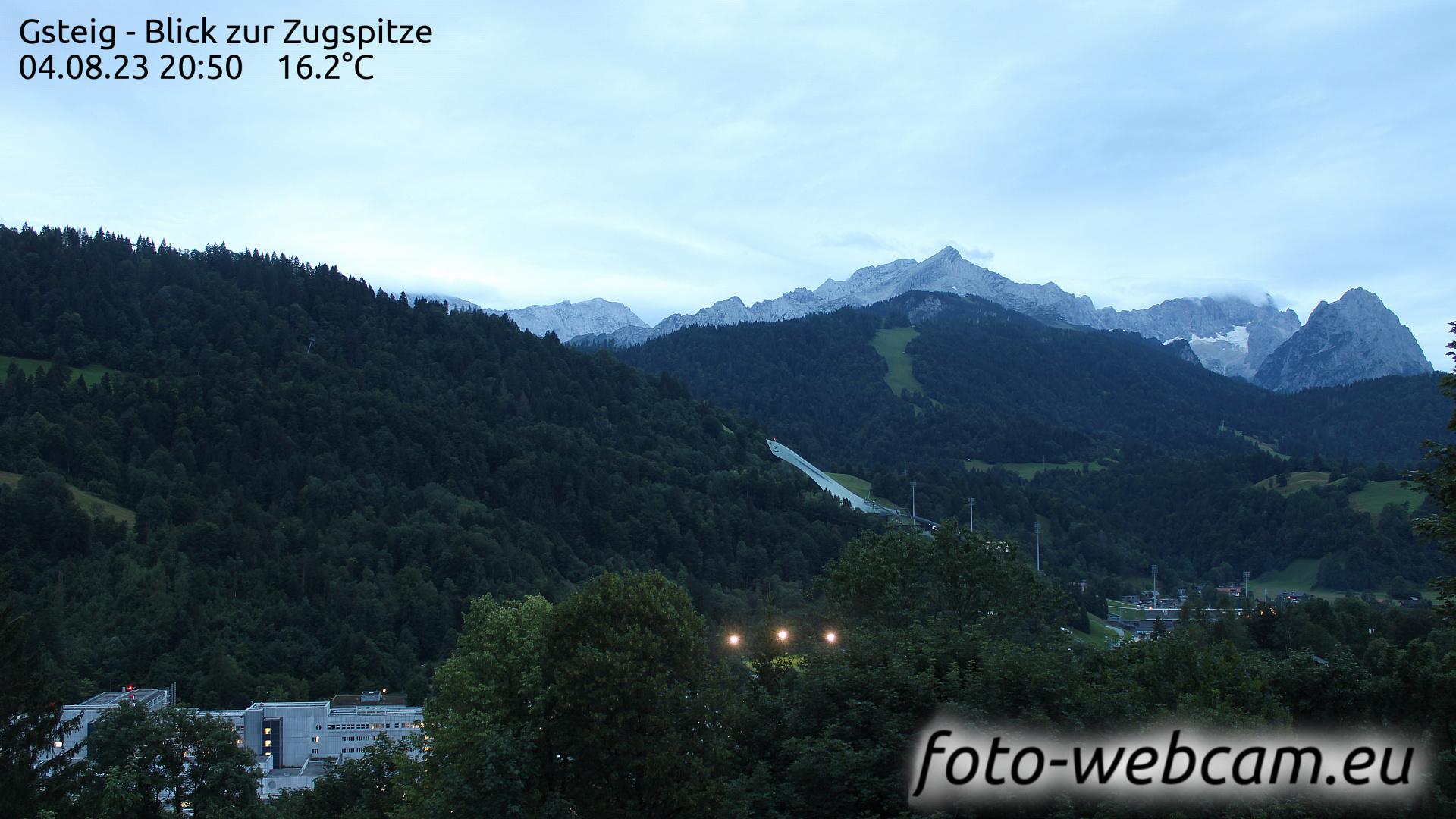 Garmisch-Partenkirchen Wed. 20:31