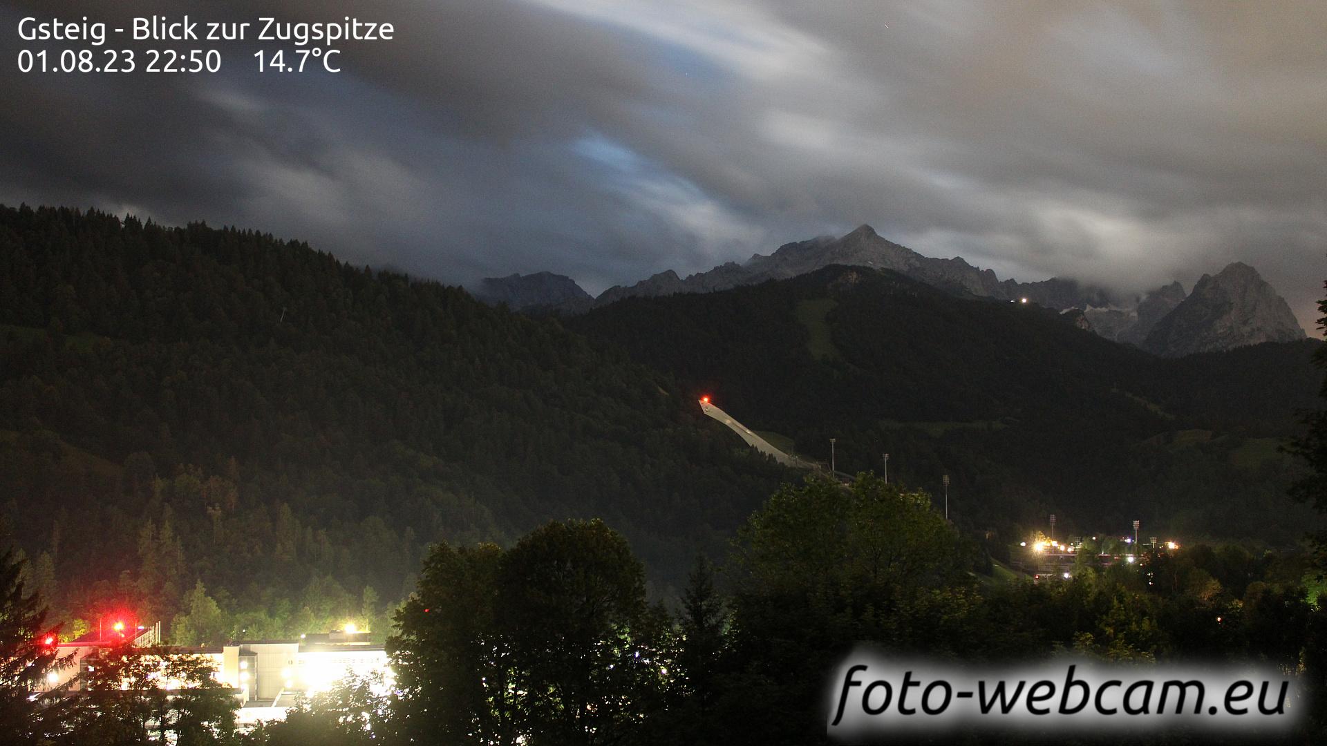 Garmisch-Partenkirchen Wed. 22:31