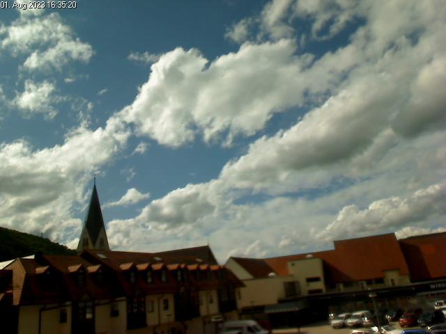 Geislingen An Der Steige Wettercam Webcam Galore