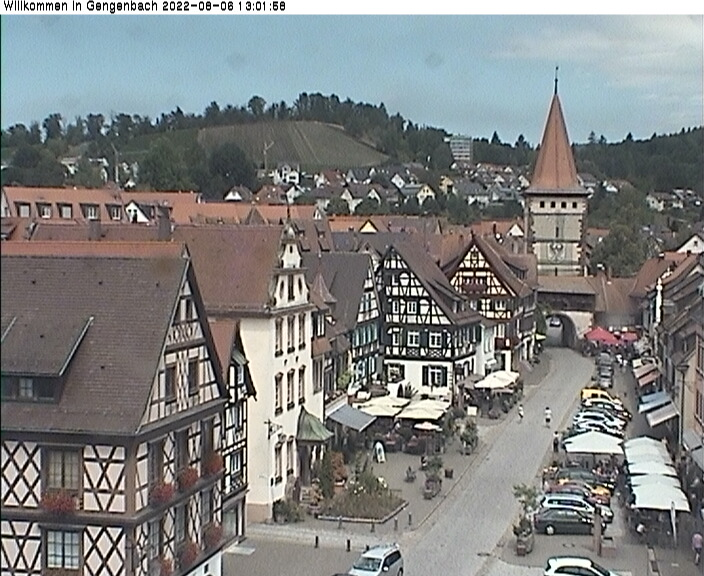 live webcam gengenbach town center. Black Bedroom Furniture Sets. Home Design Ideas