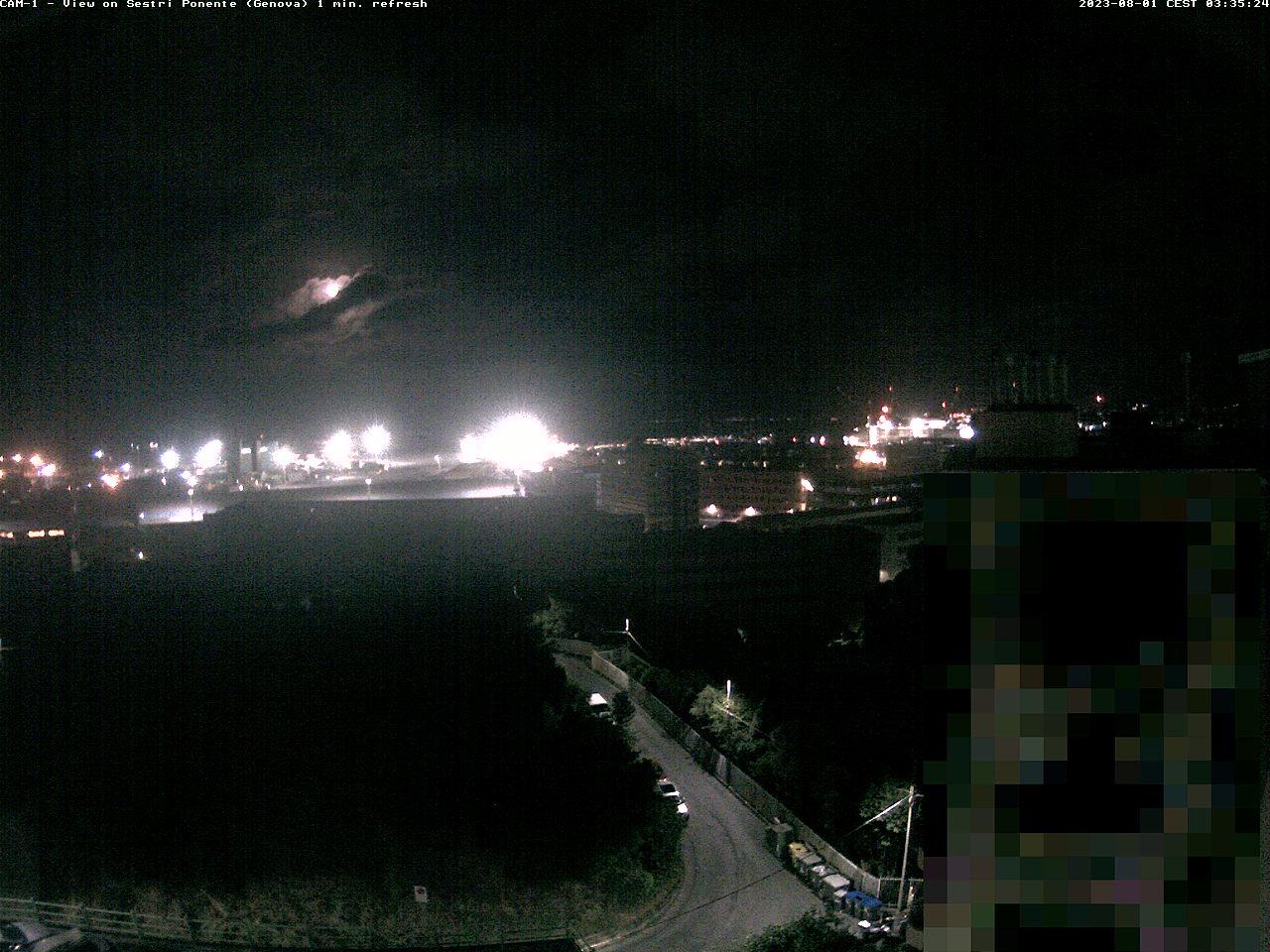 Genova Wed. 03:50