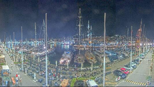 Genova Tue. 01:35