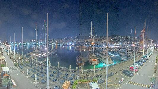 Genova Tue. 03:35