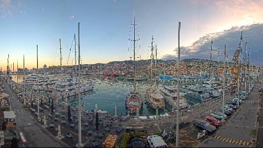 Genova Mon. 06:35