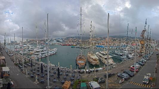 Genova Mon. 07:35