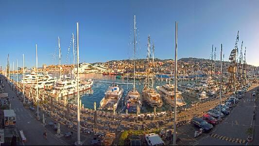Genova Mon. 09:35