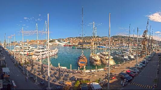 Genova Mon. 10:35