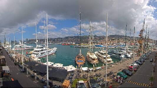 Genova Mon. 11:35
