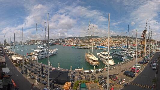 Genova Mon. 13:35