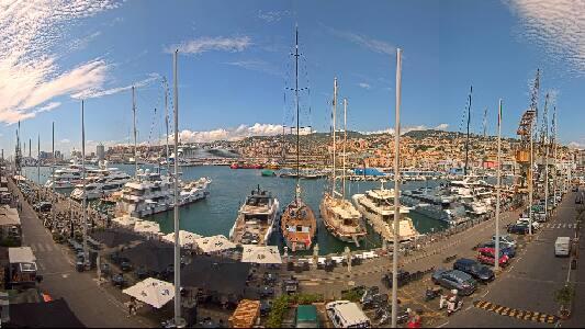 Genova Mon. 14:35