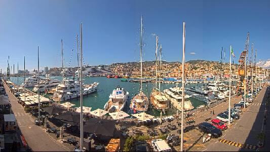 Genova Mon. 15:35