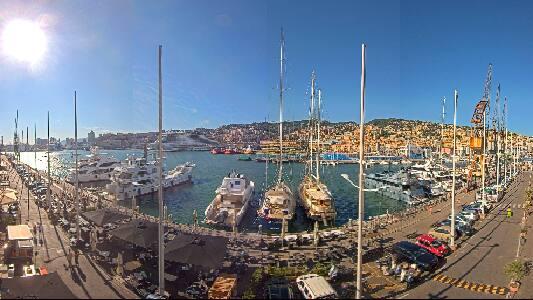 Genova Mon. 17:35