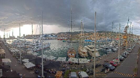 Genova Mon. 18:35
