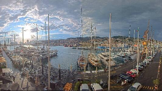 Genova Mon. 19:35