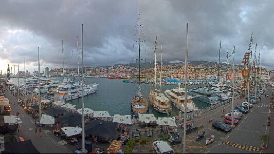 Genova Mon. 20:35