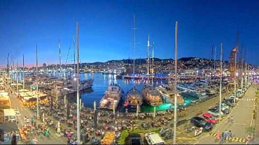 Genova Mon. 21:35