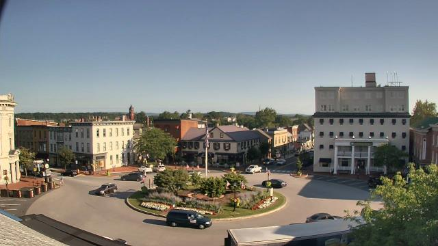 Gettysburg, Pennsylvania Sa. 08:21
