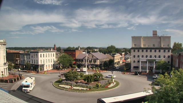 Gettysburg, Pennsylvania Sa. 09:21
