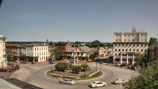 Gettysburg, Pennsylvania Sa. 10:21