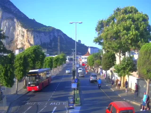 Gibilterra Sab. 08:36