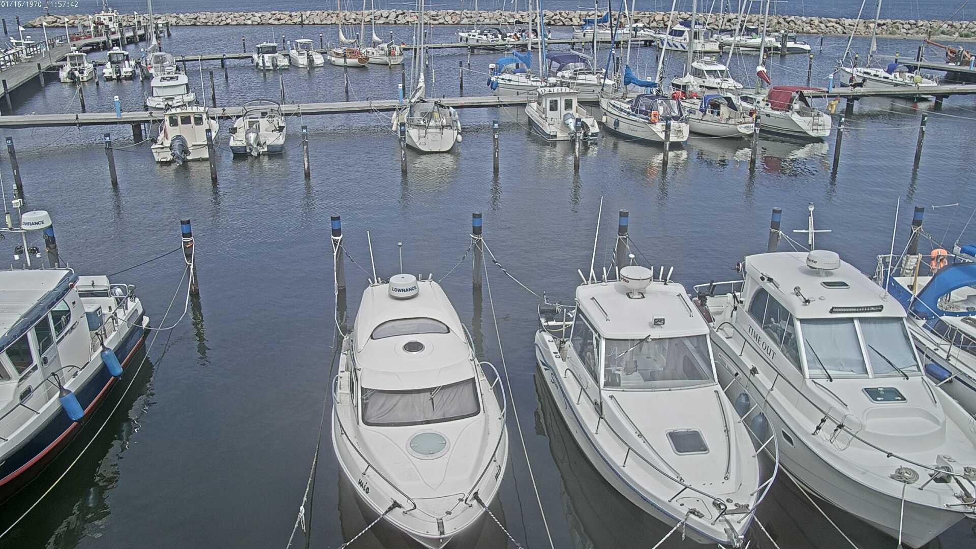 Glowe Webcam Hafen
