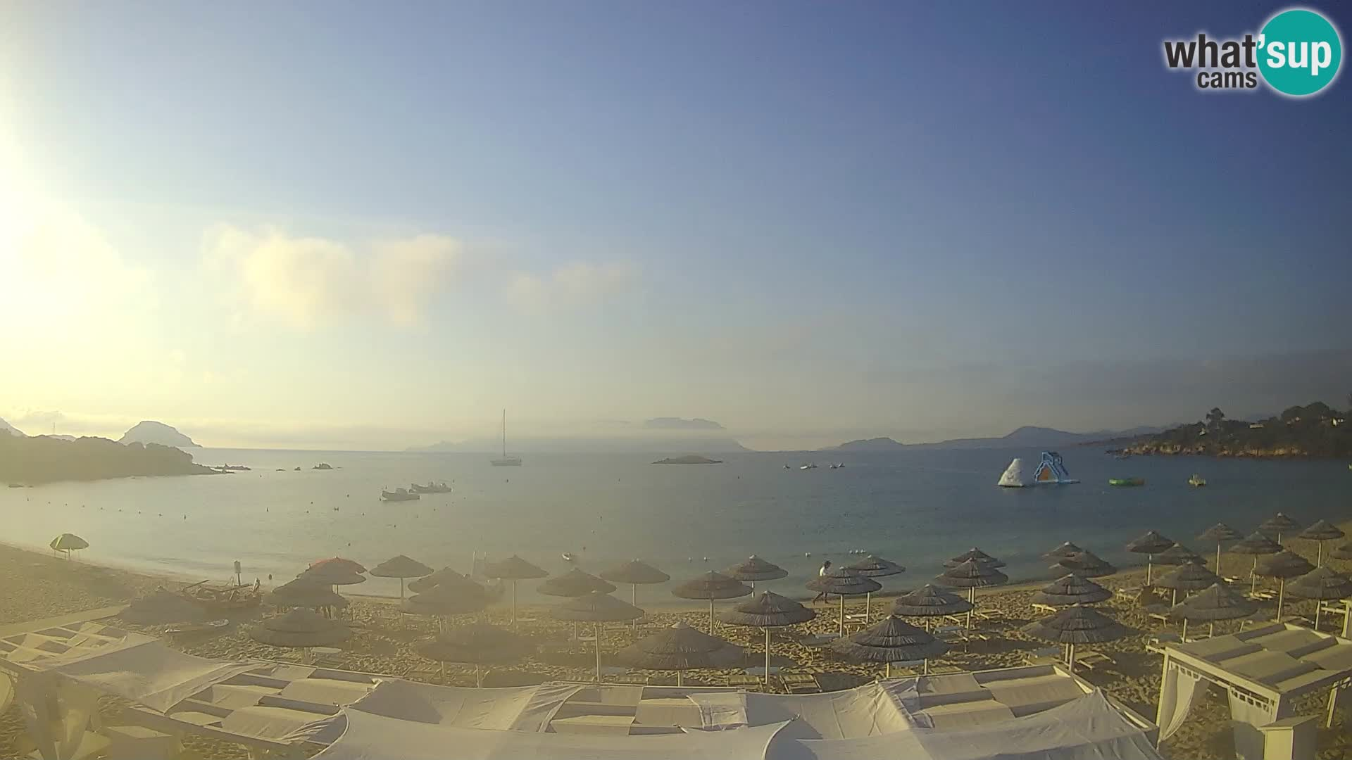 Golfo Aranci (Sardinia) Wed. 07:35