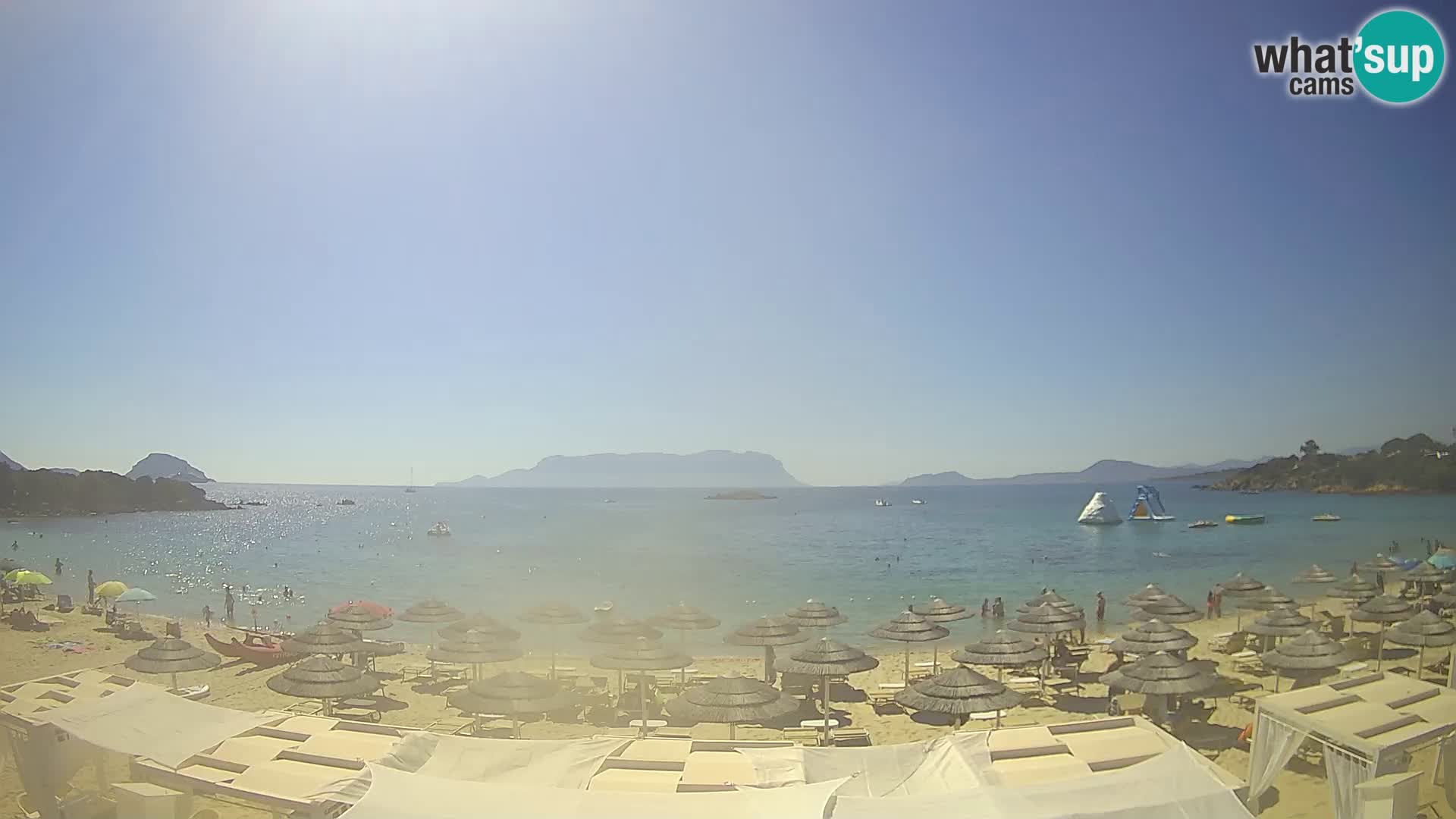 Golfo Aranci (Sardinia) Wed. 10:35