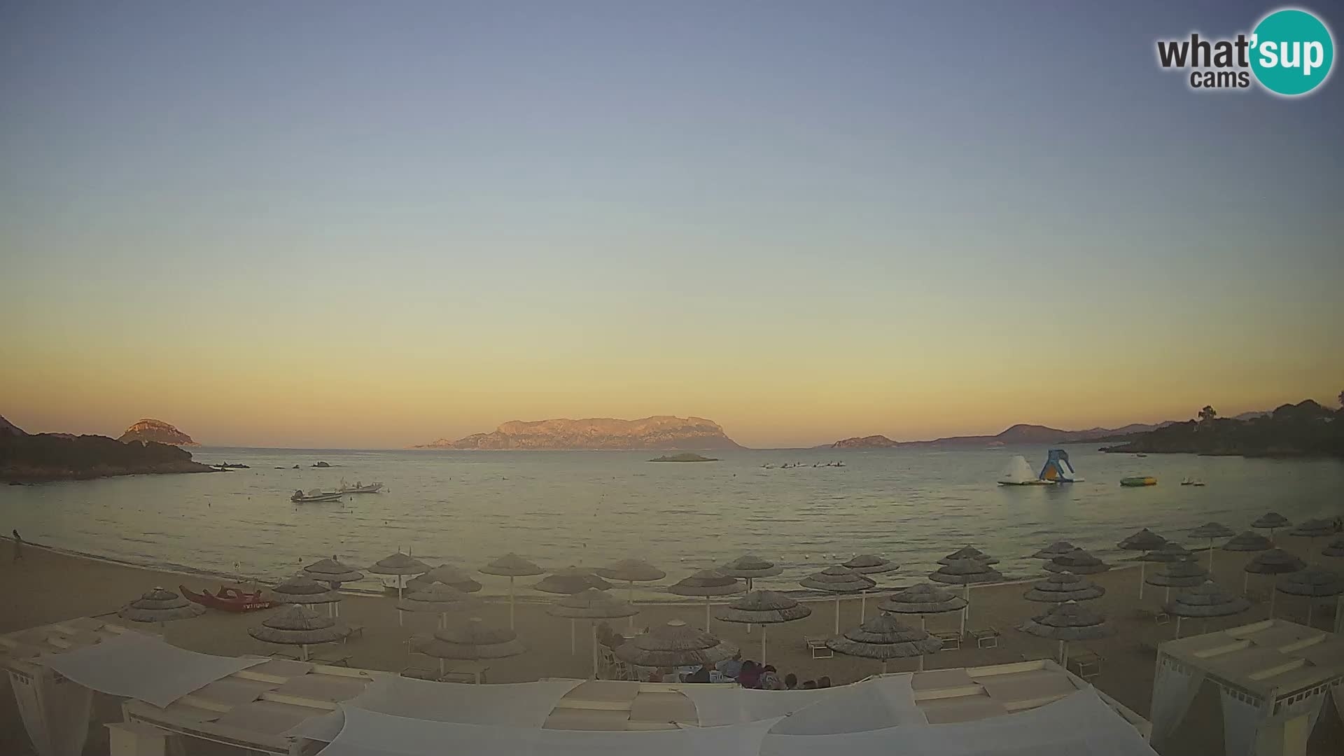Golfo Aranci (Sardinia) Tue. 20:35