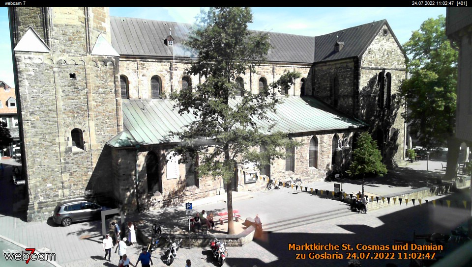Webcam Goslar 4