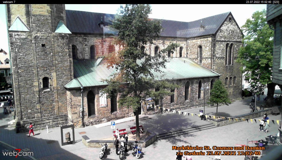 Webcam Goslar 30