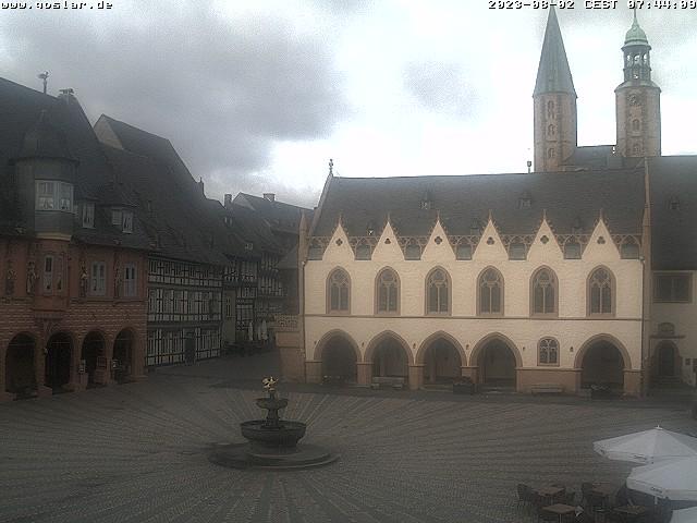 Goslar Thu. 07:52