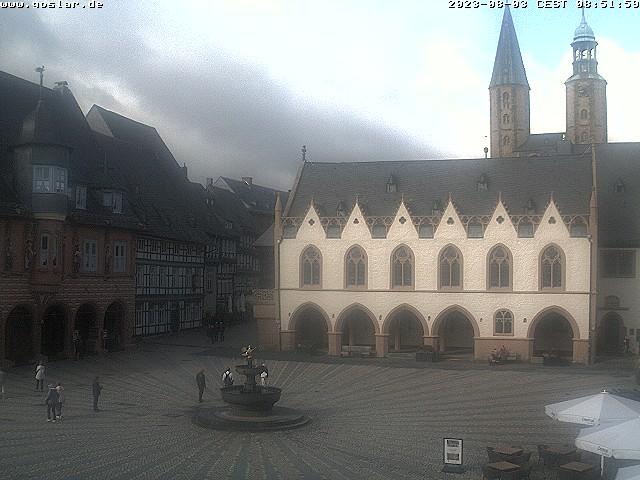 Goslar Thu. 08:52