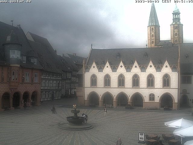 Goslar Thu. 09:52