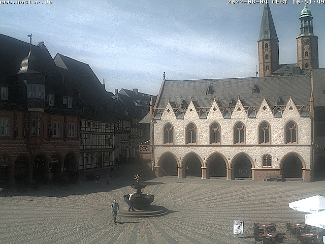 Webcam Goslar 110