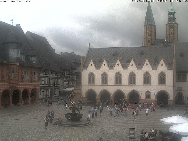 Goslar Thu. 11:52