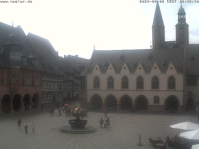 Goslar Thu. 13:52