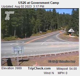 Government Camp, Oregon Sun. 15:21