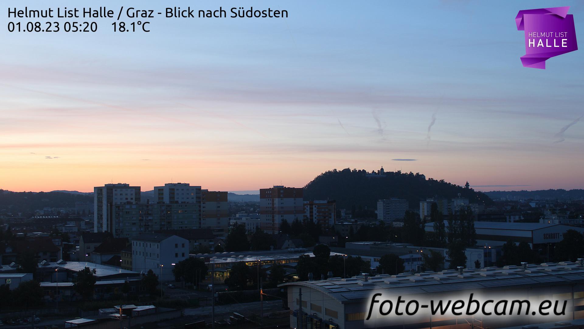 Graz Sun. 05:32